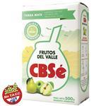 Yerba Mate CBSÉ Frutos Del Valle Paquete 500 Gr
