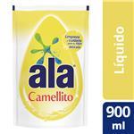 Jabón Líquido Ropa Fina ALA Camellito 900 Ml