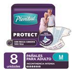 Pañal Para Adultos Plenitud Protect Mx8