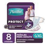 Pañal Para Adultos Plenitud Protect Gx8