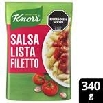 Salsa Filetto Con Or KNORR 340 Gr