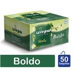 Té Boldo LA VIRGINIA     Caja 50 Saquitos