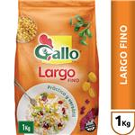 Arroz Largo Fino GALLO Versátil Paquete 1 Kg