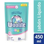 Jabón Liquido Woolite Bebé Doypack 450 CC