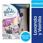 Desodorante De Ambiente GLADE Lavanda Y Vainilla Caja 1 Unidad