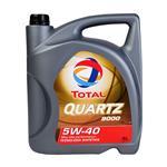 Aceite TOTAL Quartz 9000 5w-40 4 L