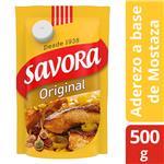 Mostaza Savora Original 500 Gr