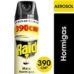 Insecticida Mata Hormigas RAID Aer 390 Ml