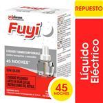Aparato Fuyi Mosquitos Doble Accion Repuesto Elect Cja 1 U
