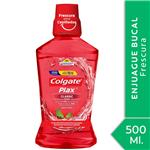 Enjuague Bucal COLGATE Plax Classic Botella 500 Ml