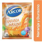 Jugo En Polvo ARCOR Naranja Durazno Sobre 20 Gr