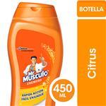 Limpiador De Baño Mr Músculo En Crema Citrus 450ml