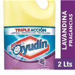 Lavandina Liquida AYUDÍN Lavanda Botella 2 L