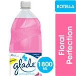 Limpiador Líquido Multisuperficies GLADE Floral Perfection Botella 1.8l
