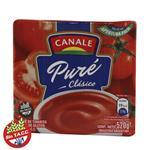 Pure De Tomate Canale 520 Gr