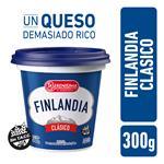 Queso Untable FINLANDIA Clásico 300 Gr