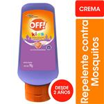 Repelente OFF Crema Kids Active Bot 90 Grm