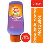 Repelente Para Mosquitos Off! Kids Crema 90g