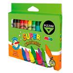 Crayones Pizzini 12 Unidades