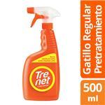 Prelavado TRENET Espuma Hyperactive Botella 500 Cc