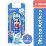 Discos Adhesivos Para Inodoro PATO Marina Repuesto 38gr