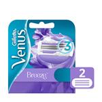 Cartucho GILLETTE  Venus Breeze   Blister 2 Unidades