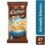 Chocolate COFLER Air Blanco Tab 27 Grm