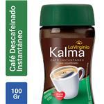 Cafe Instantaneo Descafeinado La Virginia Fra 100 Grm