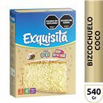 Polvo Para Bizcochuelo EXQUISITA Coco Caja 540 Gr