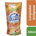 Limpiador Ecovta Antigrasa Cocina Doy 500 Ml