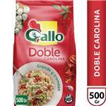 Arroz Doble Carolina GALLO Grande Y Cremoso Paquete 500 Gr