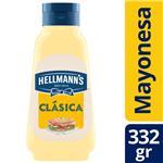 Mayonesa Hellmann'S Clásica 332 Gr