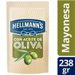 Mayonesa Hellmann'S Con Aceite De Oliva 238 Gr