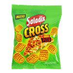 Cross Pizza Saladix Paq 27 Grm
