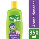 Acondicionador Para Niños Suave Manzanilla Talentosa 350 Ml