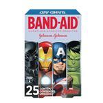 Apositos Avengers Band Aid Cja 25 Uni
