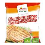 Hamburguesa D/Pollo Tres Arroyo Fwp 166 Grm