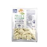 Ravioles Pollo Y Verdur Ciudad Del  Bli 500 Grm