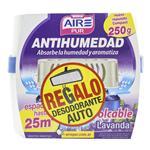 Antihumedad Involcable AIREPUR Lavanda 250 Grs Aparato+Rto