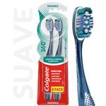 Cepillo Dental Colgate 360º Suave 2unid