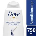 Acondicionador DOVE Reconstrucción Completa    Botella 750 ML