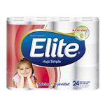 P.Higienico Elite Extra Paq 24 Uni 30 M
