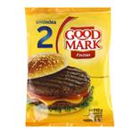Hamburguesa Trad Fin X2 Good Mark Cja 114 Grm