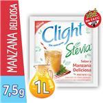 Jugo Polvo Manzana CLIGHT Stev Sob 7.5 Grm