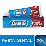 Pasta Dental Oral-B 123 Anticaries Menta Suave 70 G