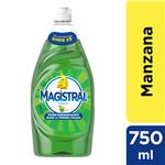 Detergente MAGISTRAL Manzana Botella 750 Ml