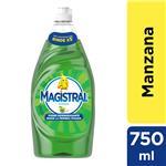 Detergente MAGISTRAL Manzana Botella 750 Ml