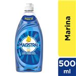 Detergente MAGISTRAL Marina Botella 500 Ml
