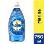 Detergente MAGISTRAL Marina Botella 750 Ml
