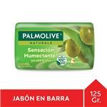 Jabón En Barra PALMOLIVE Naturals Oliva Y Aloe 125g